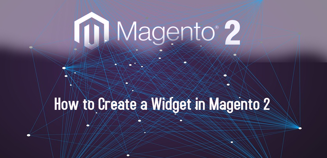 How to Create a Widget in Magento 2 Store