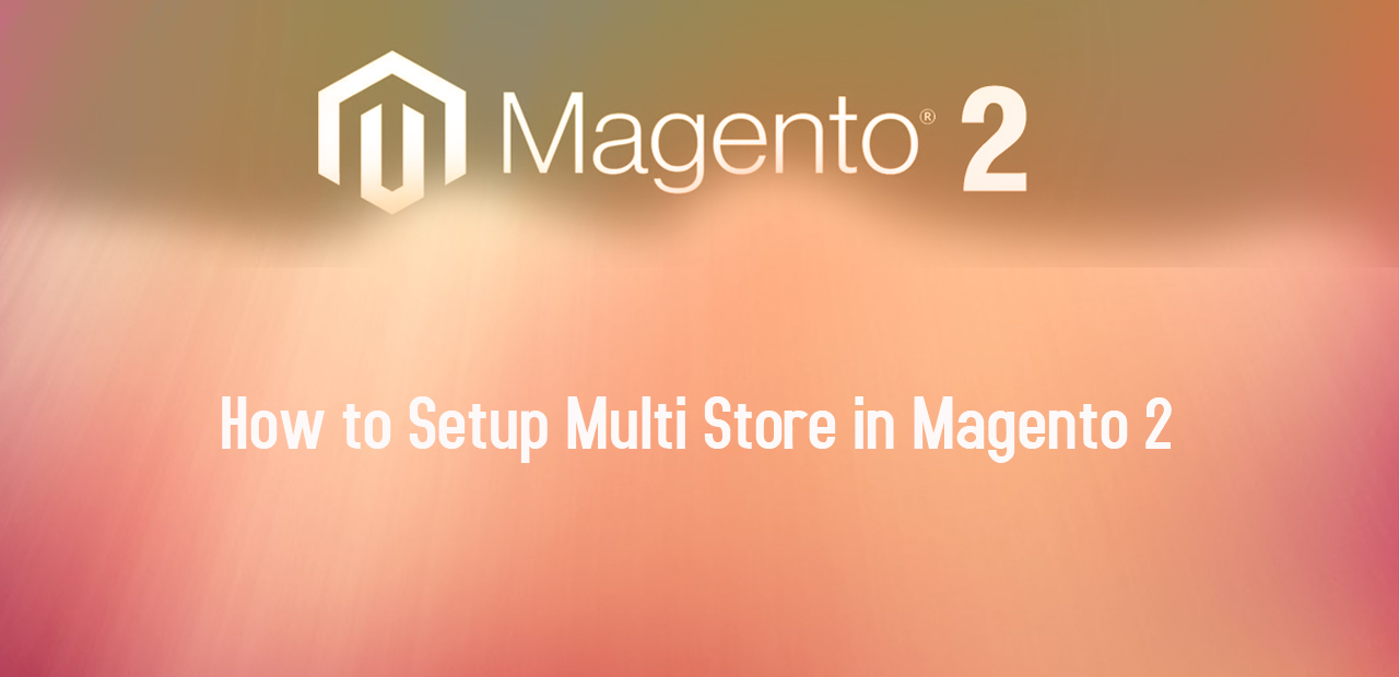 How to Setup Multi Store in Magento 2