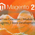 Best Free Extension Module for Magento 2 Store Development